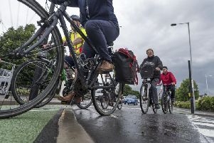 More priority for cyclists in roads spending