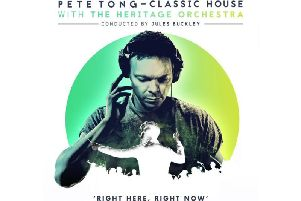 Pete Tong brought his Ibiza Classics tour to Scarborough.