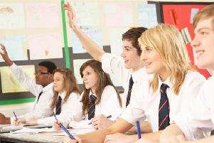 Secondary school applications must be completed before 31 October 2018