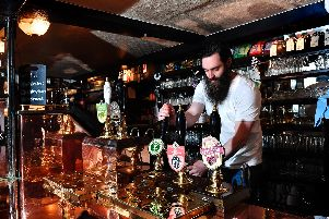 Two Leeds pubs were named among the top 50 best in the UK