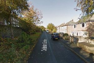 The serious sexual assault took place in Cheltenham Gardens in the Skircoat area of Halifax. Picture: Google