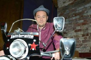 Specials star Drew DJs Quadrophenia night on Brighouse