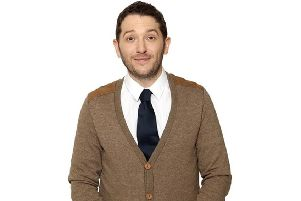 Eight Out of 10 Cats Does Countdown star Jon Richardson to MC new Hebden Bridge comedy night