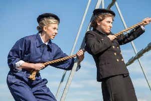Paying tribute to wartime WRNS