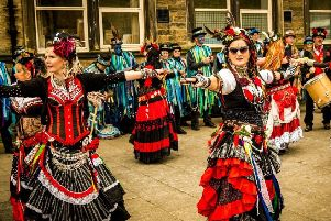 It's nearly Folk Festival time in Todmorden