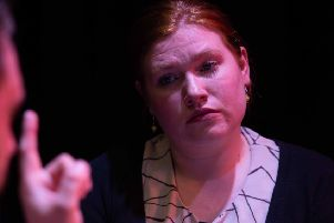 A mountain of mystery at Hebden Bridge Little Theatre