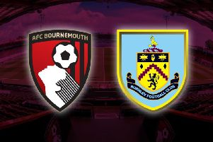 AFC Bournemouth v Burnley