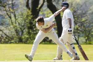 Luddenden Foot bowler Tom Stott was among the wickets