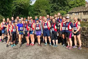 Stainland Lions at The Marsden 10k