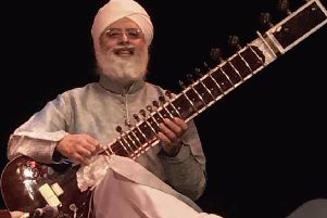 Sitar expert to perform at Hebden