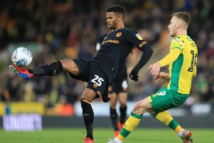 Fraizer Campbell. PIC: Stephen Pond/Getty Images.