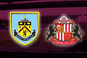 Burnley v Sunderland