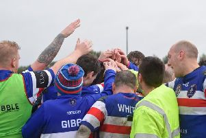 Wakefield Trinity's Physical Disability Rugby League team.