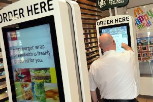 Self-service machines could soon be coming to Wakefield's Dewsbury Road branch.
