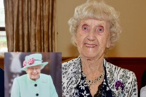 Emily has celebrated turning 100 - and received a birthday message from the Queen.