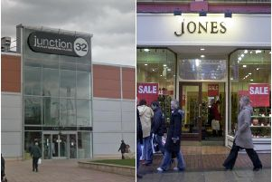 Retailers Radley and Jones Bootmaker are coming to Castlefords Junction 32 shopping centre this year.
