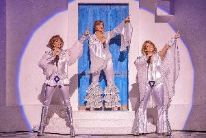 Mamma Mia! Enjoy the ultimate feel-good factor at the worlds sunniest and most exhilarating smash-hit musical!