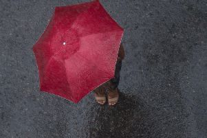 A yellow weather warning has been issued as 24 hours of rain is forecast to hit the Wakefield district.