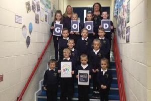 Newlands Primary School are celebrating their latest Ofsted rating.