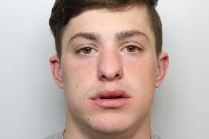 Zak Firth was jailed for six years over the attempted robbery at the house in Wakefield