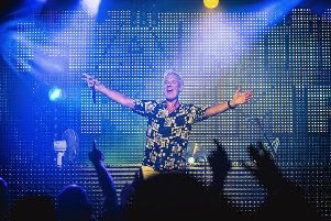 The Spandau Ballet legend brings his DJ tour to Castelford