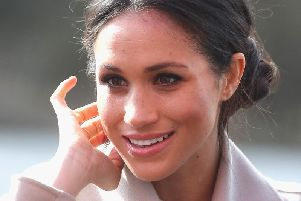 It follows the ITV documentary earlier this month in which Meghan told ITV News she has been struggling to adapt to life in the royal family. (Getty Images)