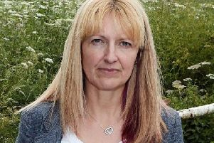 Councillor Stansby vowed she would not stop working in politics because of abuse.