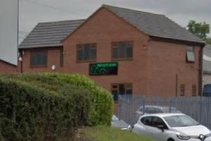 The brothel was on an industrial estate (Google Maps)