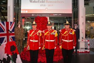 Ridings Remembrance Day