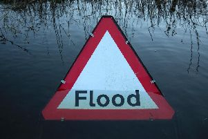 River levels are likely remain high, running through areas near South Kirkby, Featherstone and Wentbridge.