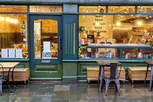 The little green bistro, an eco friendly, vegetarian eatery on Pontefracts Market Place is proving a huge success with local customers.
