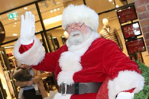 A Santa parade will be visiting Junction 32 Shopping Outlet and Xscape in the run up to Christmas.