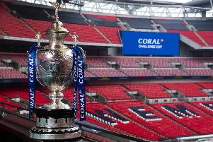 The Coral Challenge Cup.