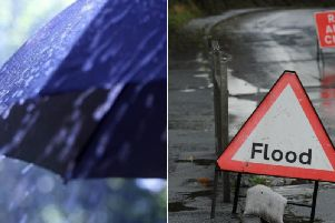 The Wakefield district has been issued with another yellow weather warning this weekend with forecasting presistent rain.