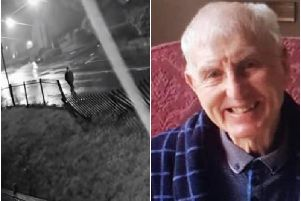 Despite extensive enquiries on the ground, including dogs, the police helicopter, diving unit and a drone as well as colleagues from the West Yorkshire Fire and Rescue Service, as well a massive media appeal  81-year-old Colin Vasey remains missing.