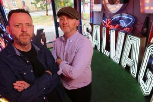 Salvage Hunters is heading to Yorkshire to record a special edition of the programme.