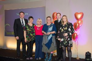 Tenants, residents and community groups were among the winners at an awards ceremony to celebrate the people who give back to their communities.