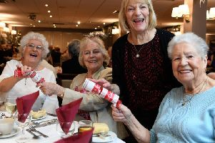 Dozens of pensioners will be offered free meals this Christmas as part of a community effort to spread the festive spirit.