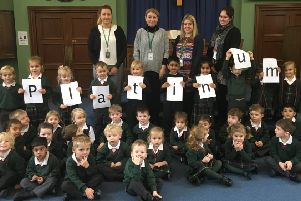 Wakefield pre-school joins national elite after achieving the highest level