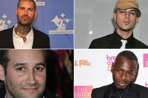 The legendary supergroup is formed of Boyzones Shane Lynch, 5ives Abz Love, , Dane Bowers of Another Level, and Ben Ofoedu from Phats & Small.
