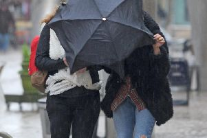 Winds of up to 60mph are set to hit Wakefield in a day of wild and windy weather on Tuesday.