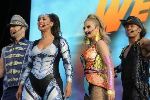 The Vengaboys are coming to Hemsworth.