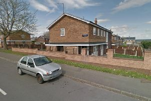 A man has died after suffering a medical episode in Castleford this morning. Photo: Google Maps