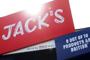 Jack's supermarket in Wakefield is hoping to lighten the load for customers with a money card giveaway.