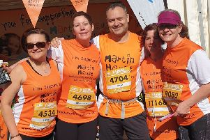 Get your running shoes on for Martin House Hospice Care for Children and Young People