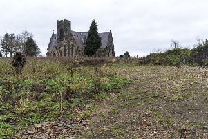 Residents are concerned that the view of their beloved parish church will be obscured if the homes are built.
