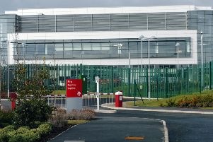 The  Yorkshire & Humberside Fire Control Centre on the Paragon Business Village, Wakefield.