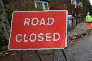 A footpath on a South Elmsall street is expected to be closed until the end of January.Stock image.