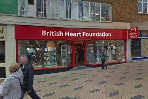 A charity shop which was one of the most prolific in the country for donations says it is now desperate for stock. Photo: Google Maps
