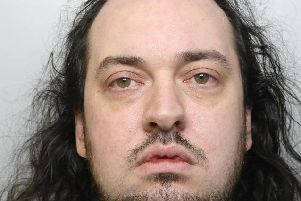 Wesley Townsend was jailed for three years and eight months.
